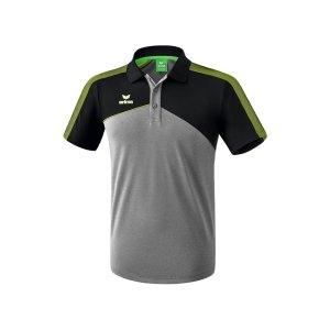 erima-premium-one-2-0-poloshirt-kids-grau-gruen-teamsport-vereinskleidung-mannschaftsausstattung-shortsleeve-1111806.png