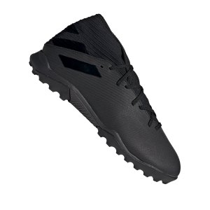 adidas-nemeziz-19-3-tf-schwarz-fussball-schuhe-turf-f34428.png