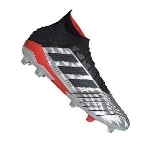 adidas-predator-19-1-fg-silber-rot-fussball-schuhe-nocken-f35607.jpg