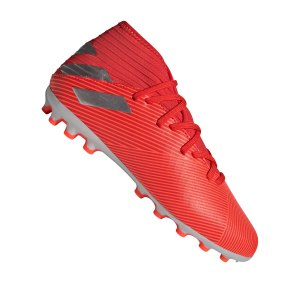 adidas-nemeziz-19-3-ag-j-kids-rot-silber-fussball-schuhe-kinder-kunstrasen-f99927.jpg
