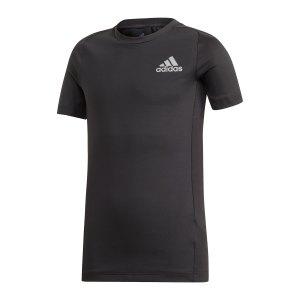 adidas-alphaskin-t-shirt-kids-schwarz-fl1338-fussballtextilien_front.png