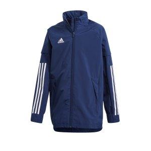adidas-condivo-20-allwetterjacke-kids-blau-weiss-fussball-teamsport-textil-allwetterjacken-fn0027.jpg