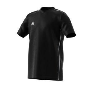 adidas-core-18-tee-t-shirt-kids-schwarz-weiss-fussball-teamsport-textil-t-shirts-fs3249.png