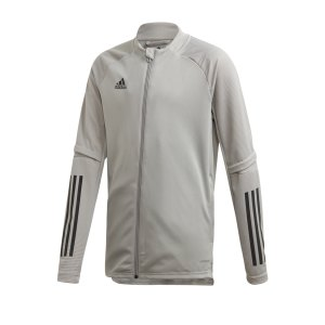 adidas-condivo-20-trainingsjacke-kids-grau-fussball-teamsport-textil-jacken-fs7102.png