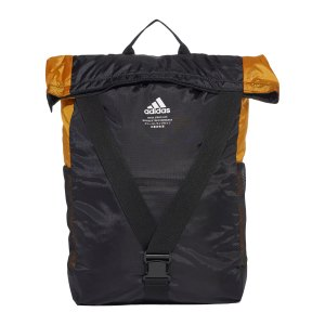 adidas-classic-flap-rucksack-schwarz-gold-fs8342-lifestyle_front.png