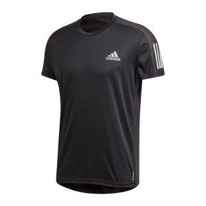 adidas-own-the-run-t-shirt-running-schwarz-fs9799-laufbekleidung_front.png
