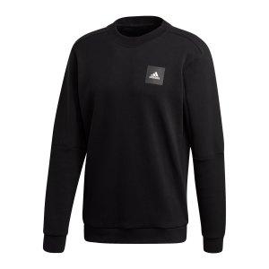adidas-must-haves-crew-sweatshirt-schwarz-fu0043-fussballtextilien_front.png