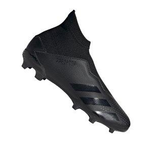 adidas-predator-20-3-ll-fg-j-kids-schwarz-grau-fussball-schuhe-kinder-nocken-fv3115.png
