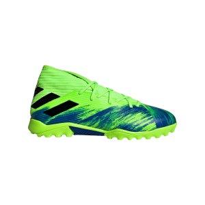 adidas-nemeziz-19-3-tf-gruen-blau-fussball-schuhe-turf-fv3994.png