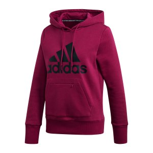 adidas-badge-of-sport-hoody-damen-rot-gc6928-lifestyle_front.png