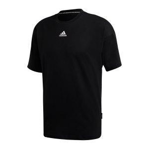 adidas-must-haves-3-stripes-t-shirt-schwarz-gc9060-fussballtextilien_front.png