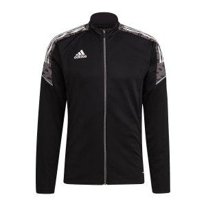 adidas-condivo-21-trainingsjacke-schwarz-weiss-gh7129-teamsport_front.png