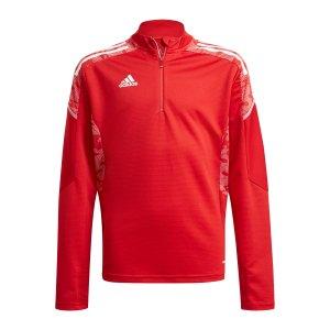 adidas-condivo-21-sweatshirt-kids-rot-gh7133-teamsport_front.png