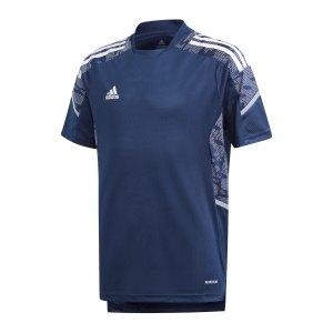 adidas-condivo-21-trainingsshirt-kids-dunkelblau-gh7150-teamsport_front.png
