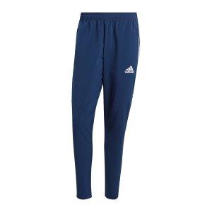 adidas-condivo-21-praesentationshose-blau-weiss-gh7174-teamsport_front.png
