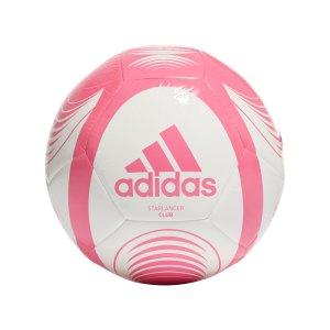 adidas-starlancer-club-fussball-weiss-pink-gk3500-equipment_front.png