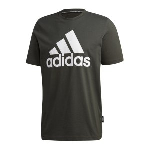 adidas-must-haves-badge-of-sport-t-shirt-gruen-gk4993-fussballtextilien_front.png