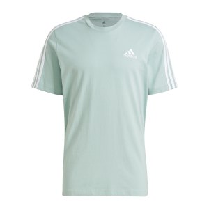 adidas-essentials-t-shirt-hellgruen-gk9219-fussballtextilien_front.png