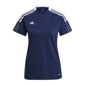 adidas-tiro-21-poloshirt-damen-dunkelblau-gk9674-teamsport_front.png