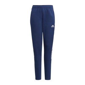adidas-tiro-21-jogginghose-kids-dunkelblau-gk9675-teamsport_front.png