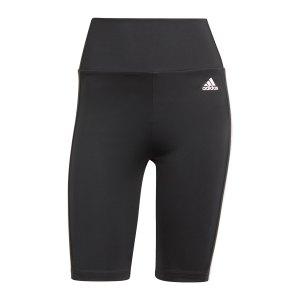 adidas-3s-short-leggings-running-schwarz-weiss-gl3971-laufbekleidung_front.png