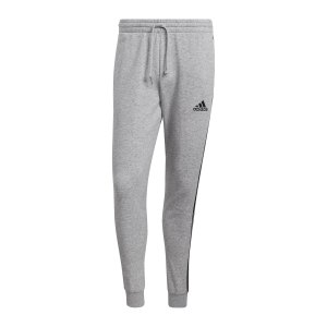 adidas-essentials-3-stripes-trainingshose-grau-gm1091-fussballtextilien_front.png