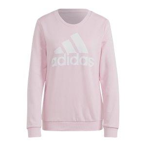 adidas-essentials-sweatshirt-damen-rosa-weiss-gm5520-fussballtextilien_front.png