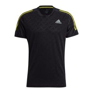 adidas-own-the-run-t-shirt-running-schwarz-gm6002-laufbekleidung_front.png