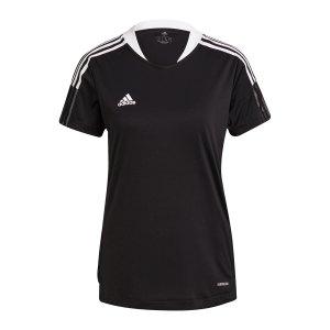 adidas-tiro-21-trainingsshirt-damen-schwarz-gm7582-teamsport_front.png