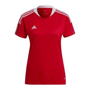 adidas-tiro-21-trainingsshirt-damen-rot-gm7584-teamsport_front.png