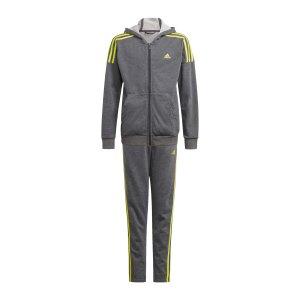 adidas-jogginganzug-kids-grau-gelb-gm8920-fussballtextilien_front.png