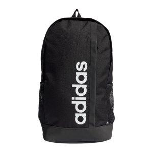 adidas-essentials-logo-rucksack-schwarz-weiss-gn2014-equipment_front.png