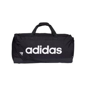 adidas-essentials-duffelbag-gr-l-schwarz-weiss-gn2044-equipment_front.png