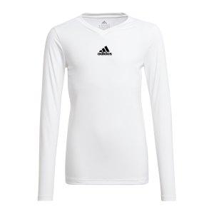 adidas-team-base-top-langarm-kids-weiss-gn5713-underwear_front.png