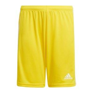 adidas-squadra-21-short-kids-gelb-weiss-gn5760-teamsport_front.png