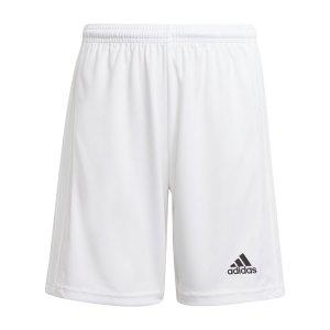 adidas-squadra-21-short-kids-weiss-gn5765-teamsport_front.png