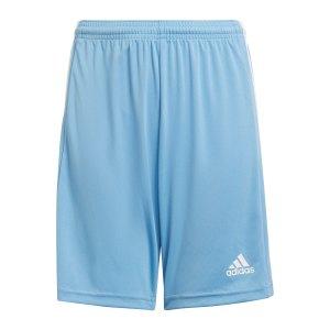 adidas-squadra-21-short-kids-blau-gn6716-teamsport_front.png