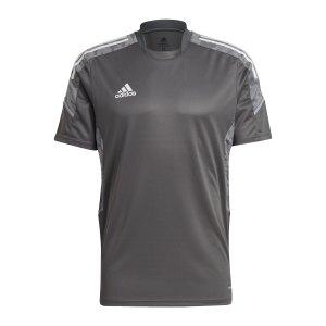 adidas-condivo-21-trainingsshirt-grau-gp1906-teamsport_front.png