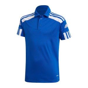 adidas-squadra-21-poloshirt-kids-blau-weiss-gp6425-teamsport_front.png