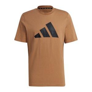 adidas-badge-of-sports-logo-t-shirt-braun-gp9507-fussballtextilien_front.png