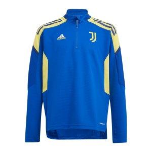 adidas-juventus-turin-halfzip-sweatshirt-kids-blau-gs8661-fan-shop_front.png