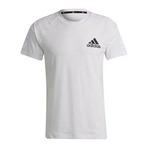 adidas-d2m-motion-t-shirt-weiss-schwarz-h28785-laufbekleidung_front.png