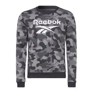 reebok-camo-aop-crew-sweatshirt-training-schwarz-ha6314-laufbekleidung_front.png