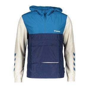 hummel-akello-loose-half-zip-jacke-blau-f8370-208244-lifestyle_front.png