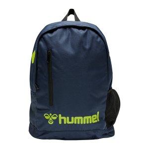 hummel-core-back-pack-rucksack-blau-f6616-206996-equipment_front.png
