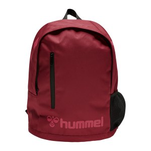 hummel-core-back-pack-rucksack-rot-f3583-206996-equipment_front.png