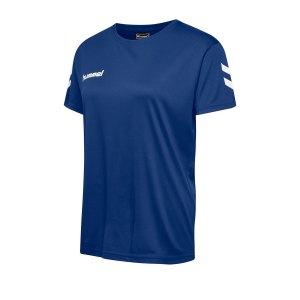 hummel-core-poly-tee-t-shirt-damen-f7045-fussball-teamsport-textil-t-shirts-203435.png