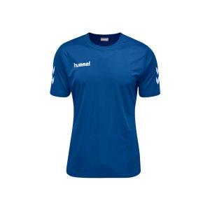 hummel-core-polyester-tee-t-shirt-blau-f7045-jersey-teamsport-mannschaften-vereine-kurzarm-shortsleeve-03756.png