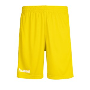 hummel-core-short-gelb-weiss-f5007-fussball-teamsport-textil-shorts-11083.png