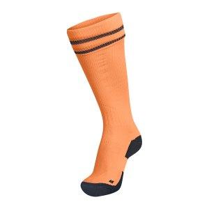 hummel-football-sock-socken-orange-f5006-204046-teamsport_front.png